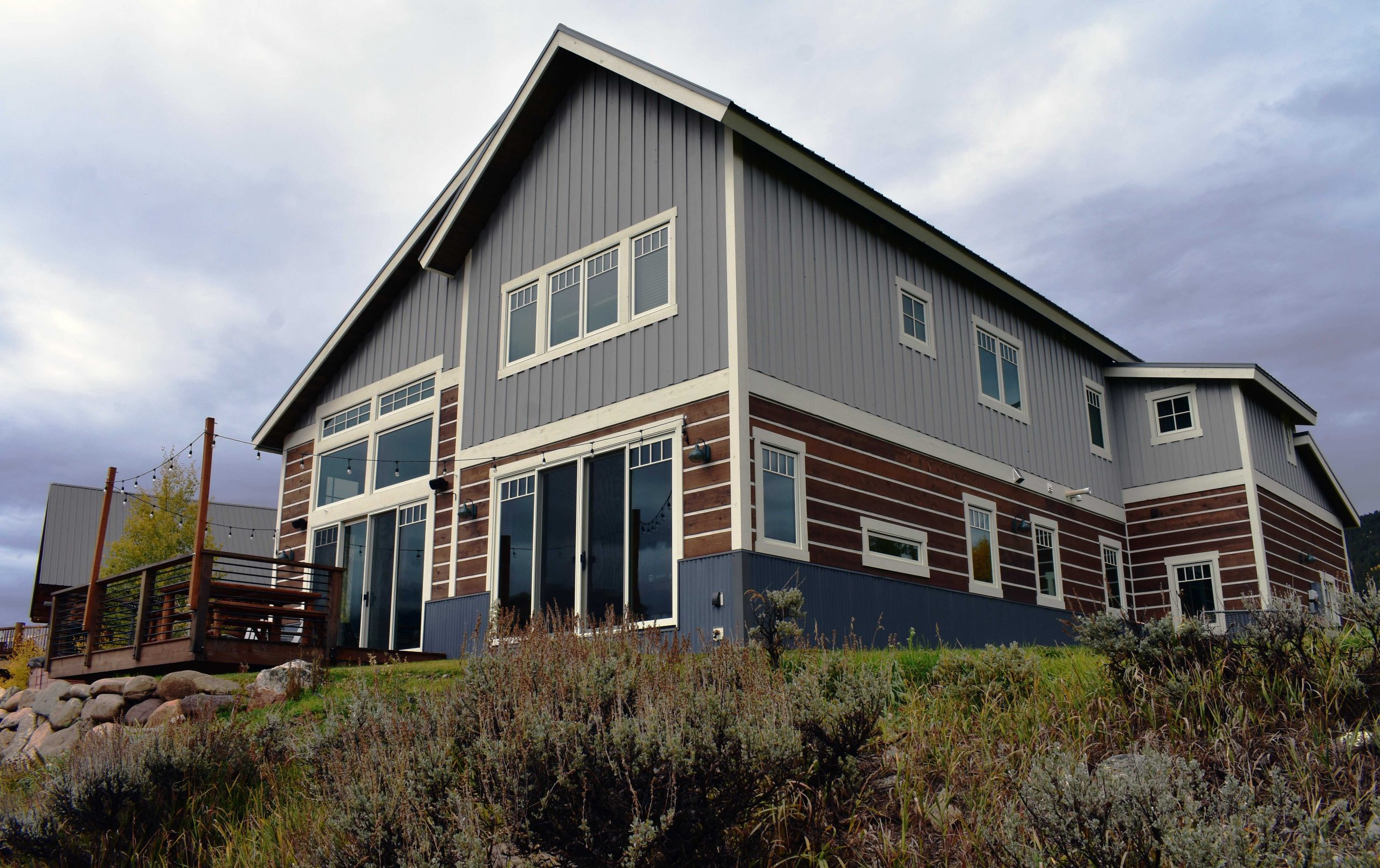 Somrak Concept and Structure – Modern Home Builder Crested Butte