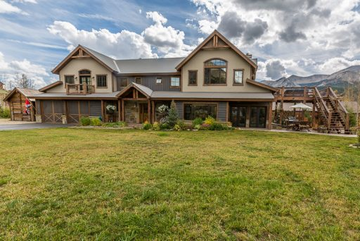 27 Silversage - Somrak Concept and Structure Crested Butte New Home Construction