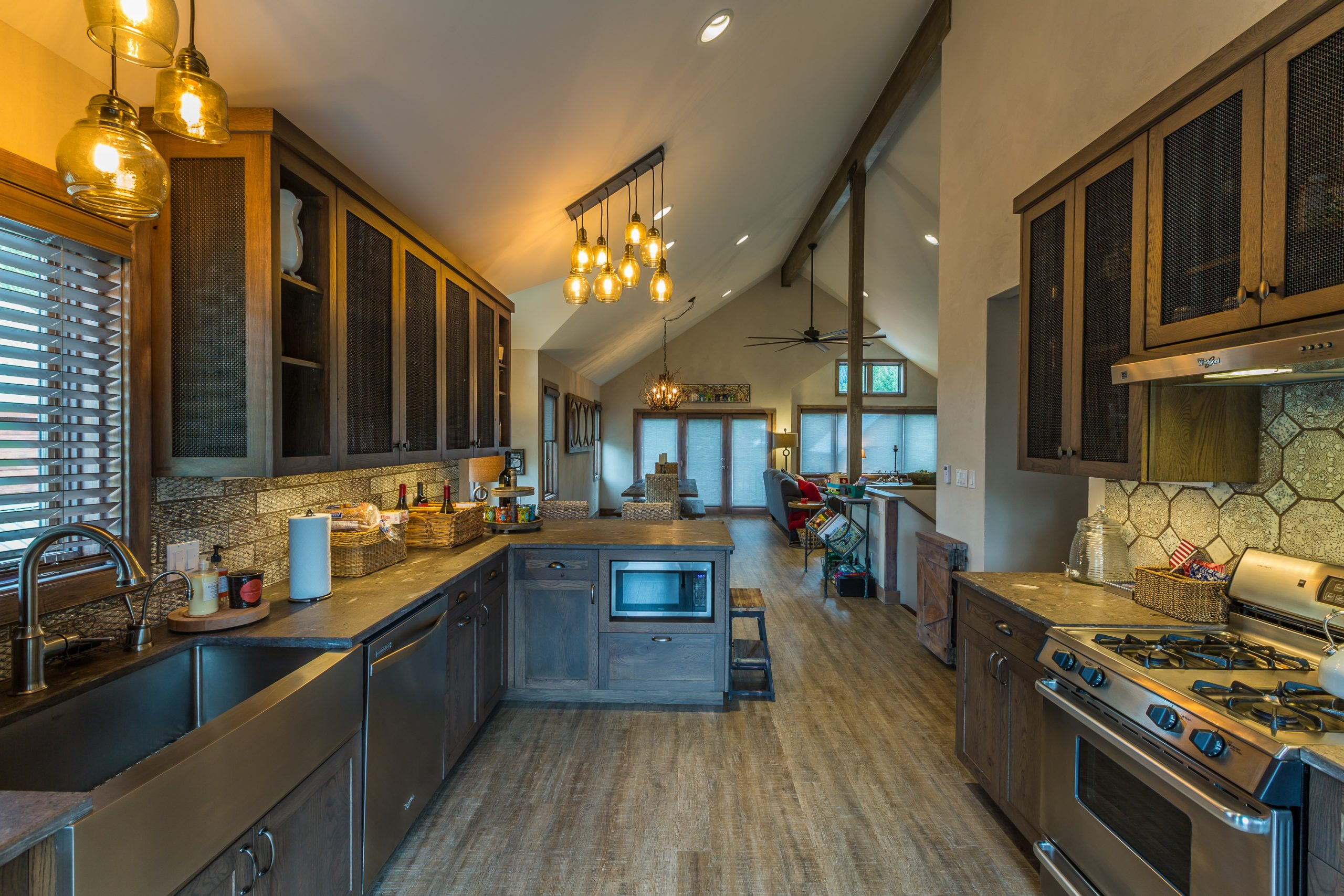 Somrak Concept and Structure – Crested Butte Home Renovation - Sopris Remodel