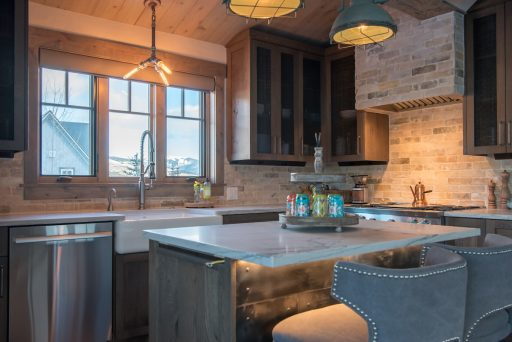 Somrak Concept and Structure – Home Builder Crested Butte