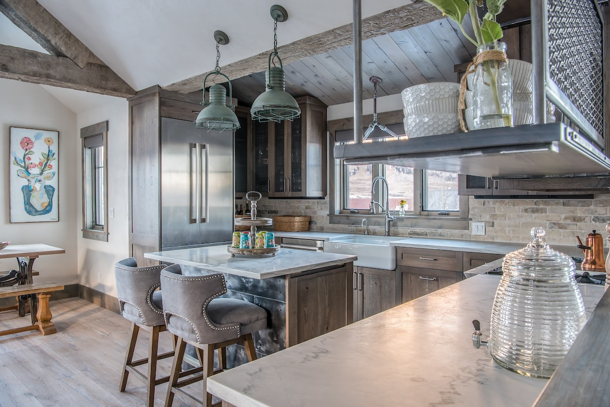 Somrak Concept and Structure – Crested Butte Home Construction
