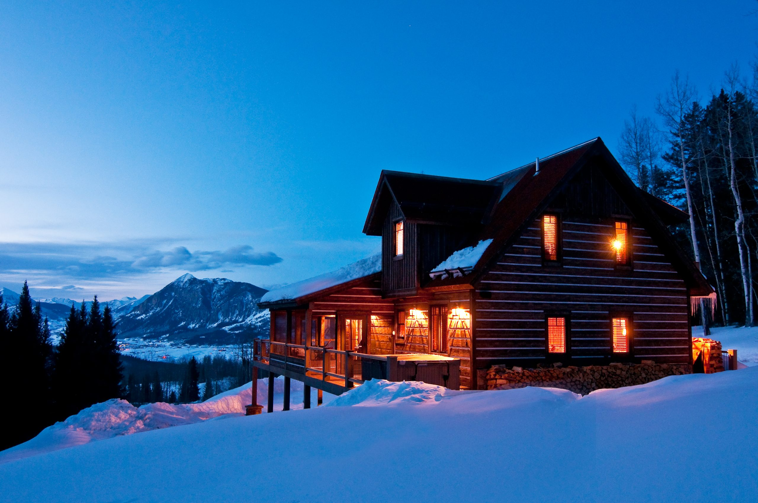Somrak Concept and Structure – Crested Butte Home Builder - Docs Hideout