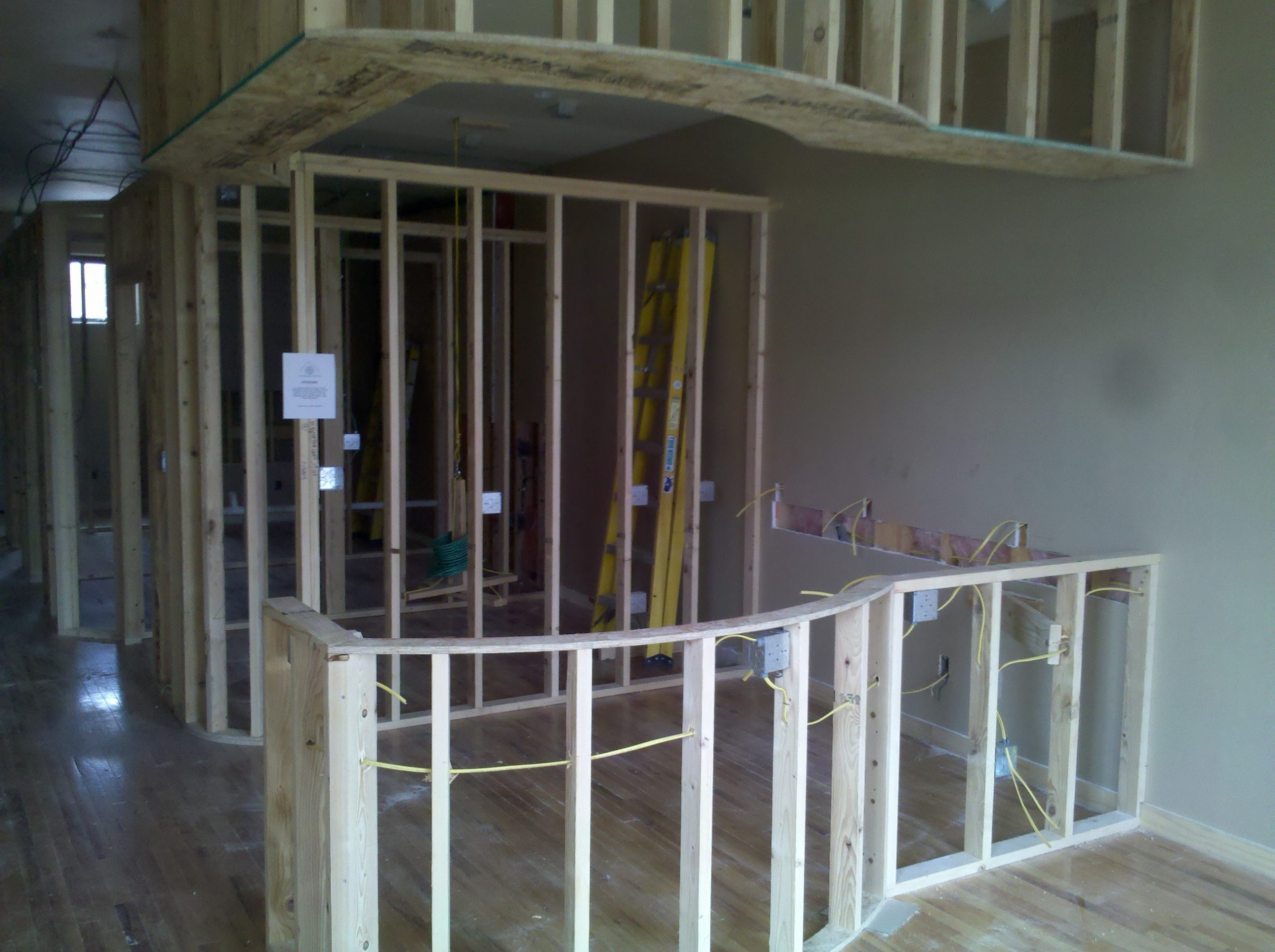 Crested Butte Dentist Office remodel - Somrak Concept Structure - Commercial Construction