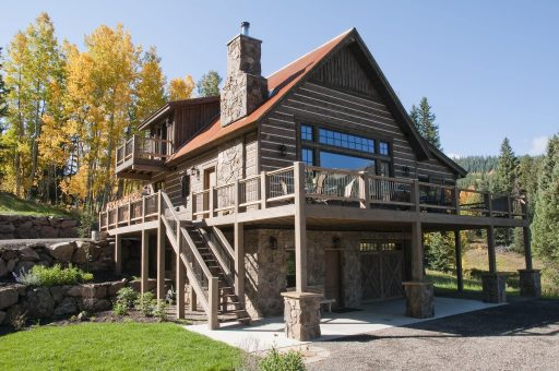 Somrak Concept and Structure – Crested Butte Home Builder