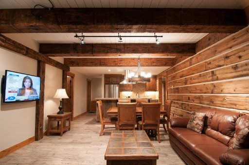 San Moritz Condo Remodel Crested Butte Renovation - Somrak