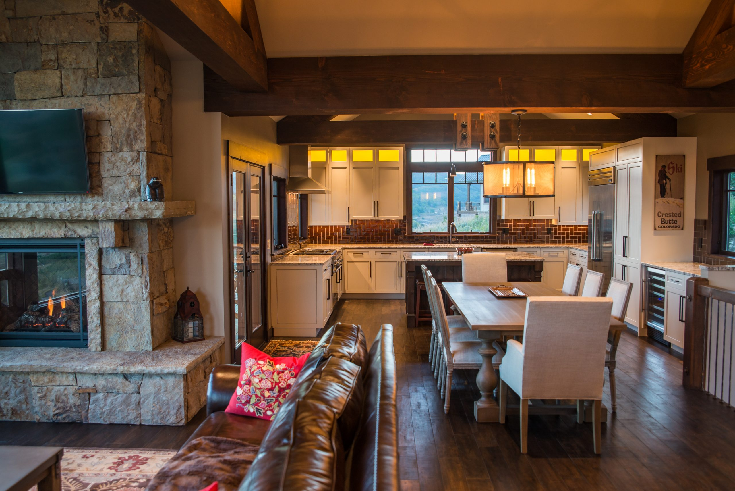 Atop the Summit - Somrak Concept and Structure – Crested Butte Construction