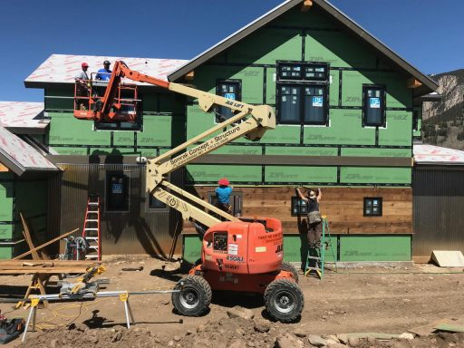 Somrak Concept and Structure – Crested Butte Construction